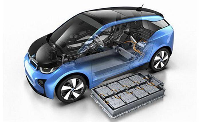 新能源汽车电池连接片