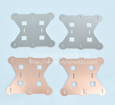 铜钢复合带