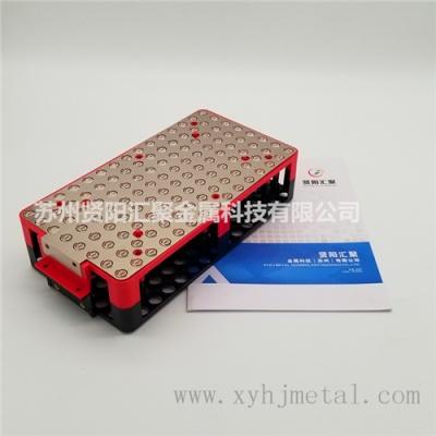 电池模组厂家供应18650电池铜镍复合汇流排