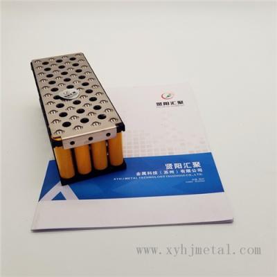 苏州铜镍复合厂家生产供应18650电池40并铜镍复合汇流排