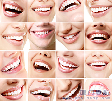 牙齿变白的有效方法
