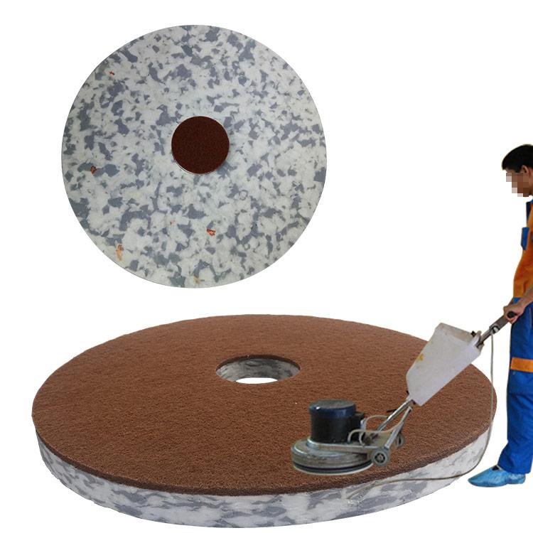 地板清潔墊新品-膠合密胺打磨圓盤-地面清潔拋光打磨墊