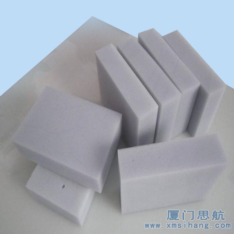 灰色密胺泡绵片材