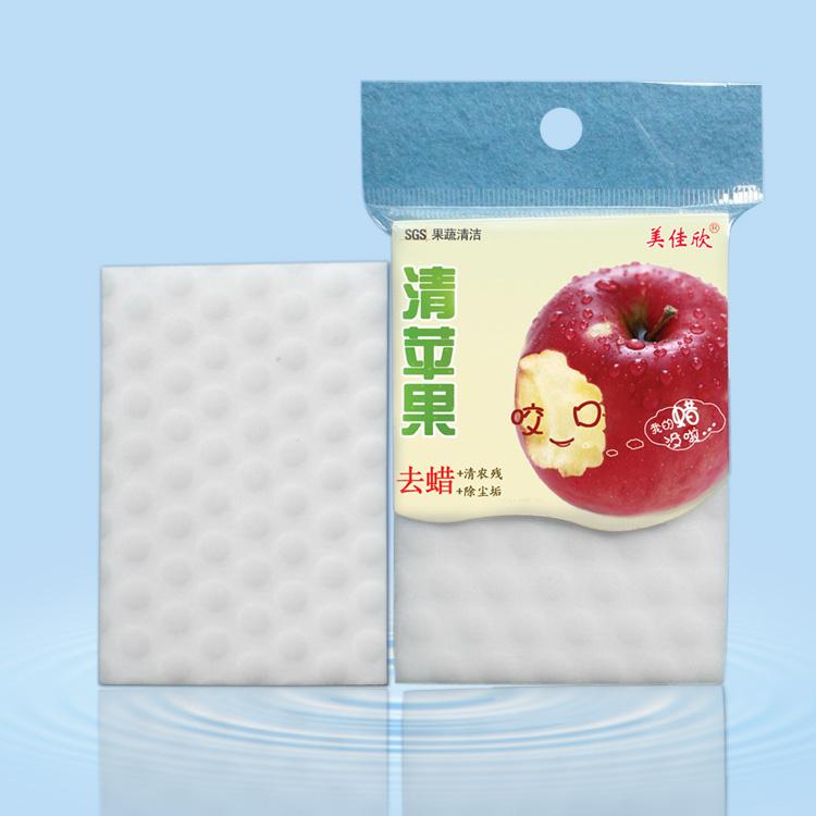 清苹果-果蔬清洁绵