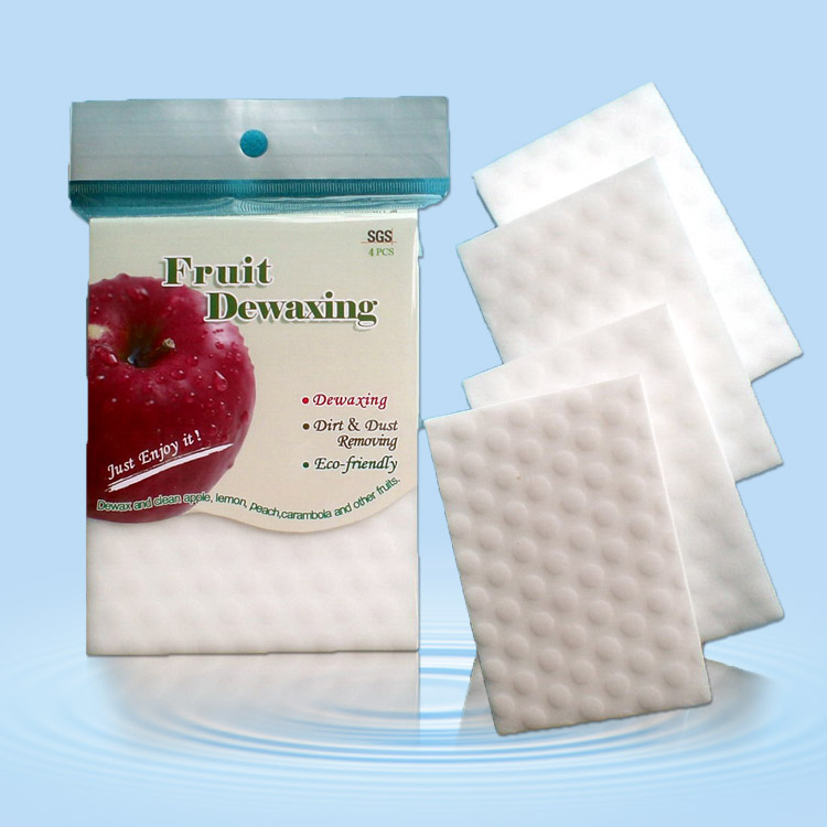 Wholesale Fruit Wash Sponge