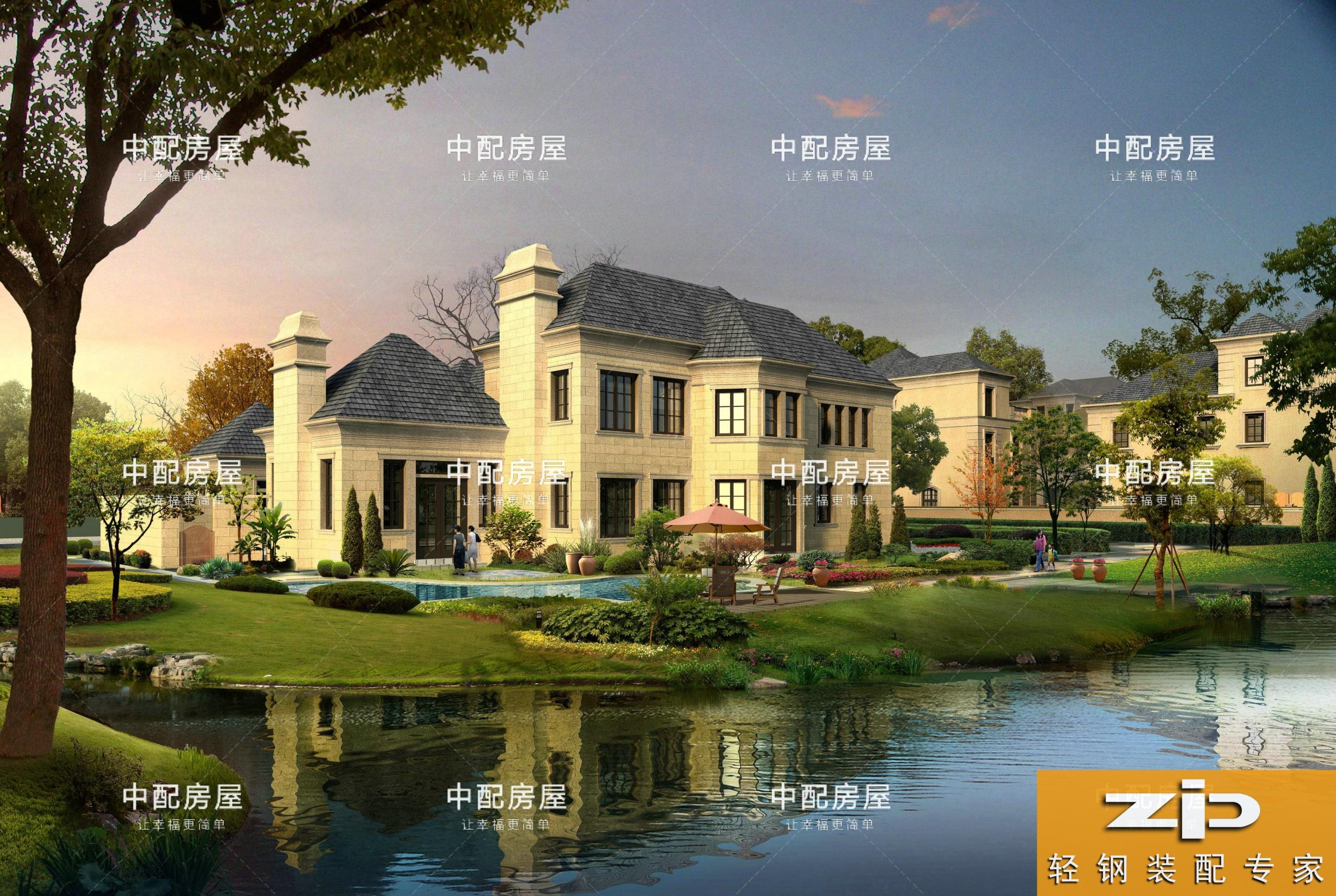 旅游景區建輕鋼結構房屋有哪5大優...