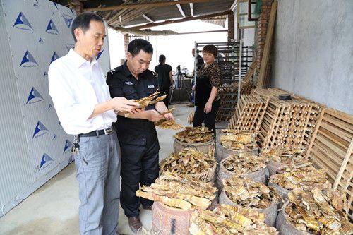 祝贺金凯热泵烘干机在福建三明市得到政府认可大力推广