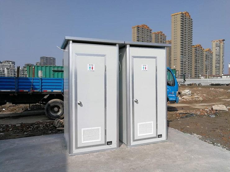 简易彩钢板厕所_单体彩钢板厕所价格