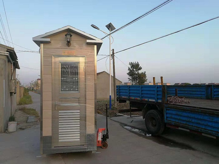 免水打包移动卫生间_免冲洗移动厕所