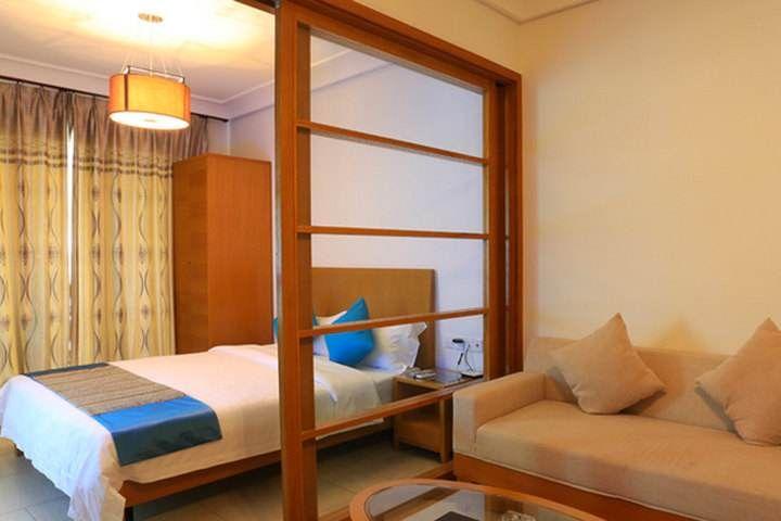 12-10三元里棠新街公寓 片材PVC地板案例