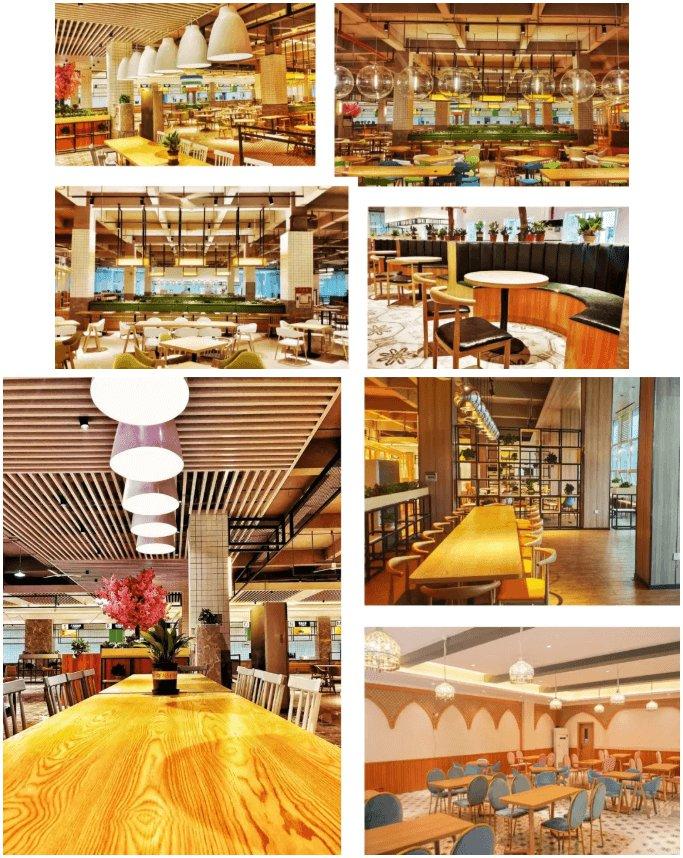 中膳团餐集团-中膳重庆某大学团餐食堂