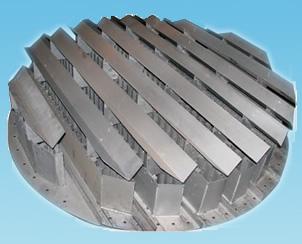 可拆槽盤式氣液分布器