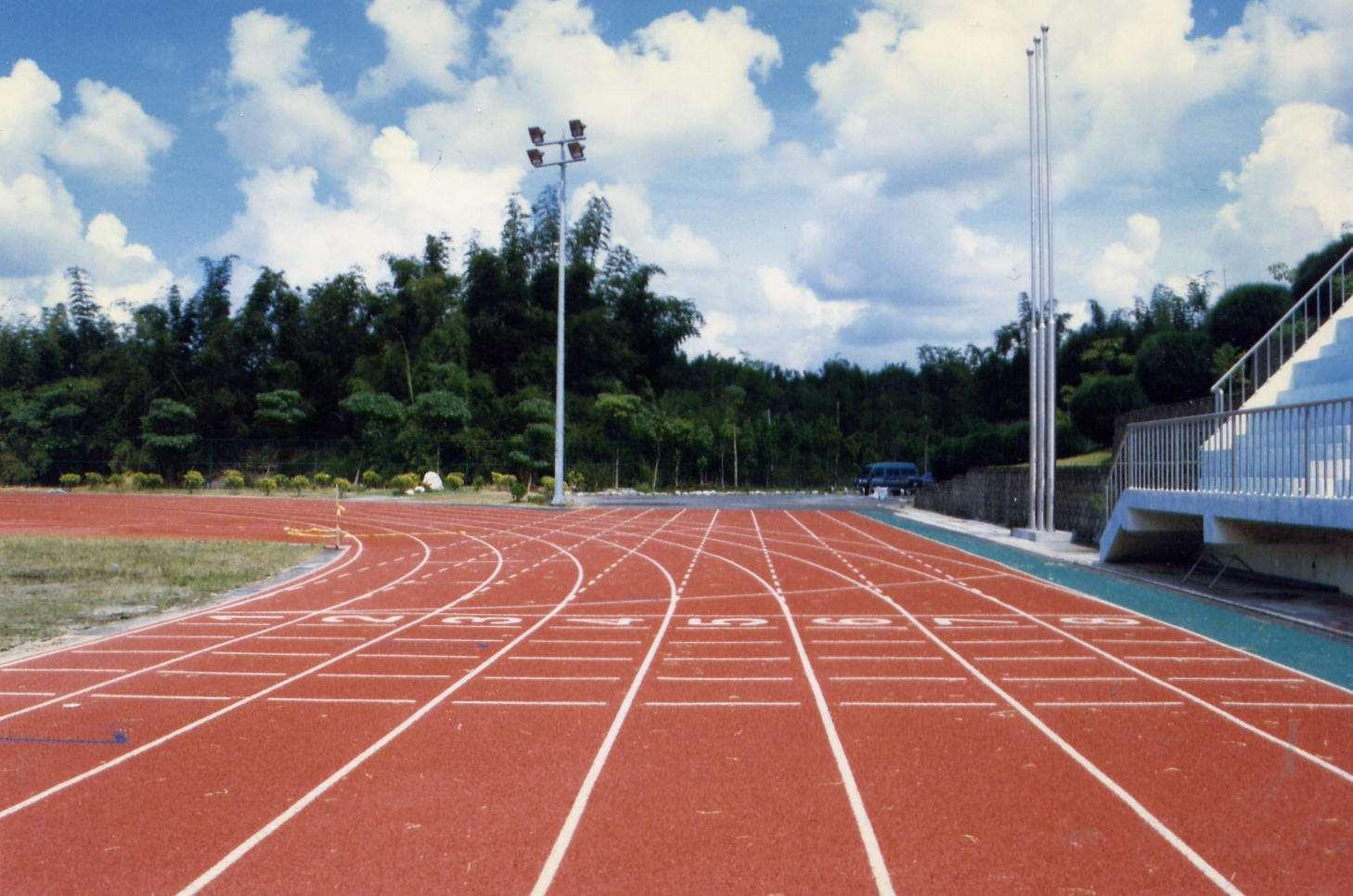 复合型塑胶跑道施工方案