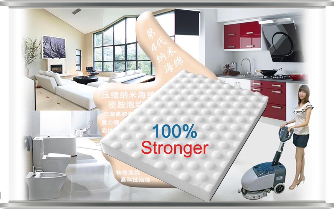 compress melamine sponge White Magic Nano Sponge wholesale