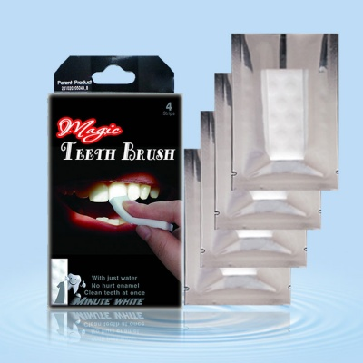 Portable Teeth Whitening Sponge Kit
