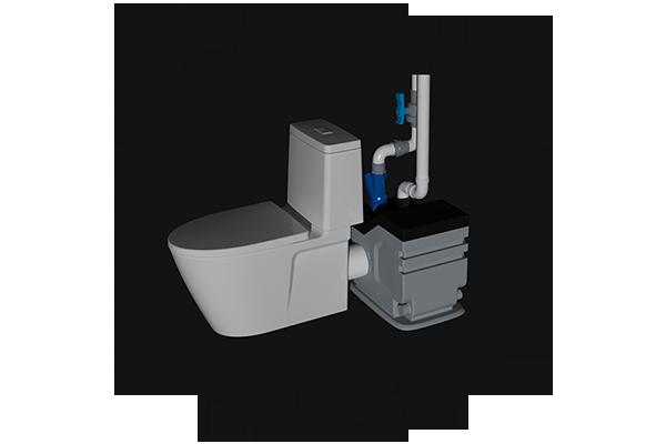 MiniPro系列多功能污水提升装置