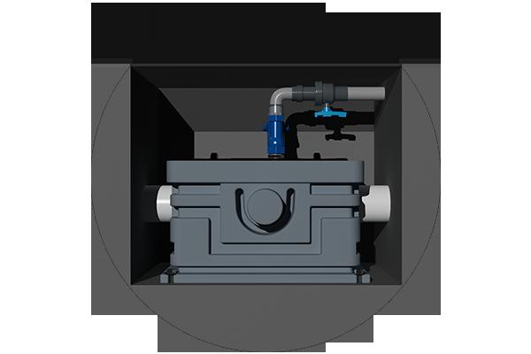 SBX系列雨水及地表积水提升装置
