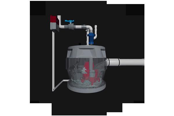 ProVore380系列别墅污水提升装置