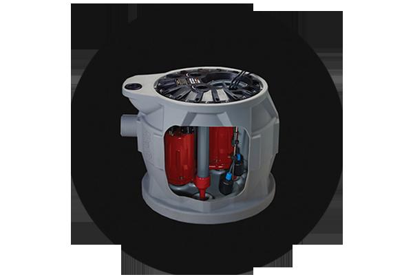 ProVore系列别墅污水提升装置