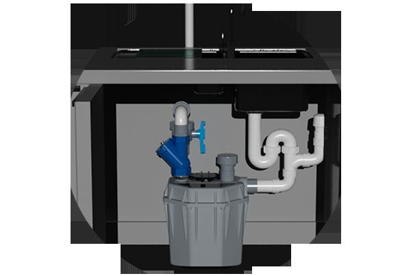 节能系列废水提升器一节点40%