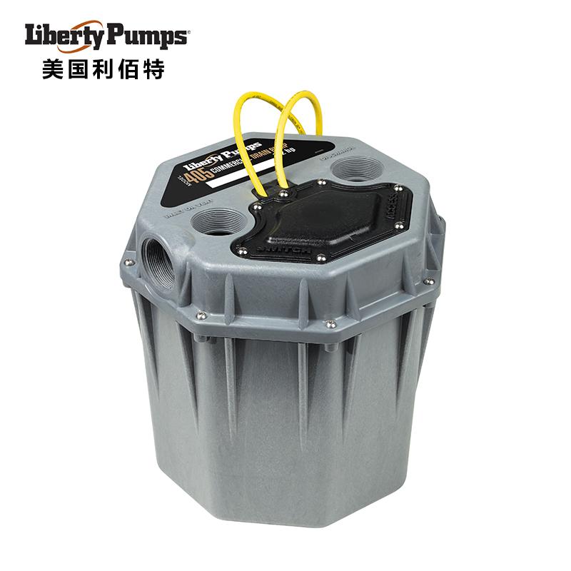 美国利佰特污水提升器-原装进口污水提升器地下室排水泵 耐高温节能 一体化
