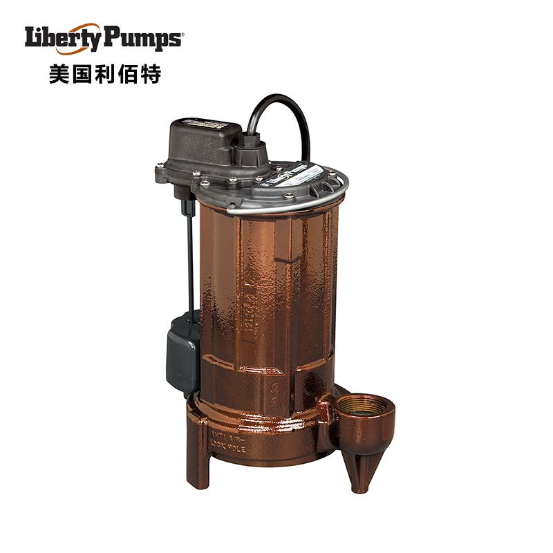 美国利佰特节能潜水泵220V家用抽水泵农用排污泵灌溉污水泵抽水机