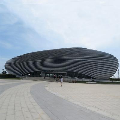 展览馆造型铝单板