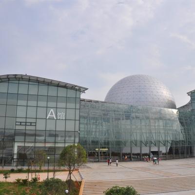 展览馆弧形铝单板