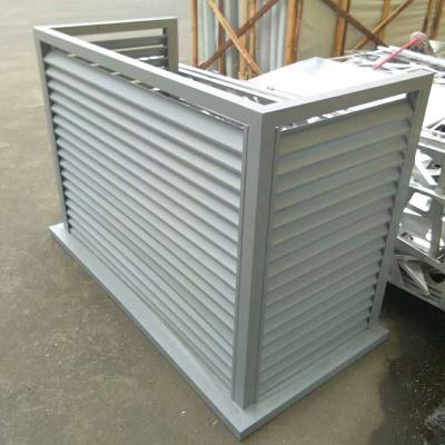 铝装饰空调罩定制