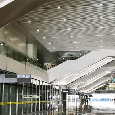 火车站铝单板定制