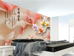 卧室背景墙 艺术背景墙