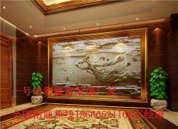 高温烧制背景墙,会议室背景墙