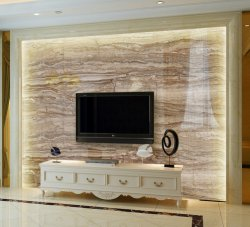 大理石背景墙设计 大理石装修效果图