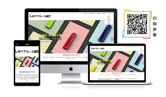 品牌網站建設