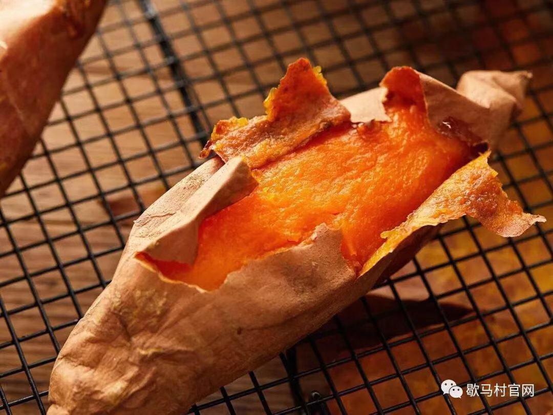 停售!歇马村蜜薯(全国包邮) 庄河俗称地瓜 烤 蒸后飘香四溢 香甜可口 10月1日开始发货