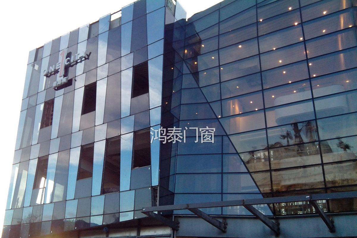 深圳壹海城工程