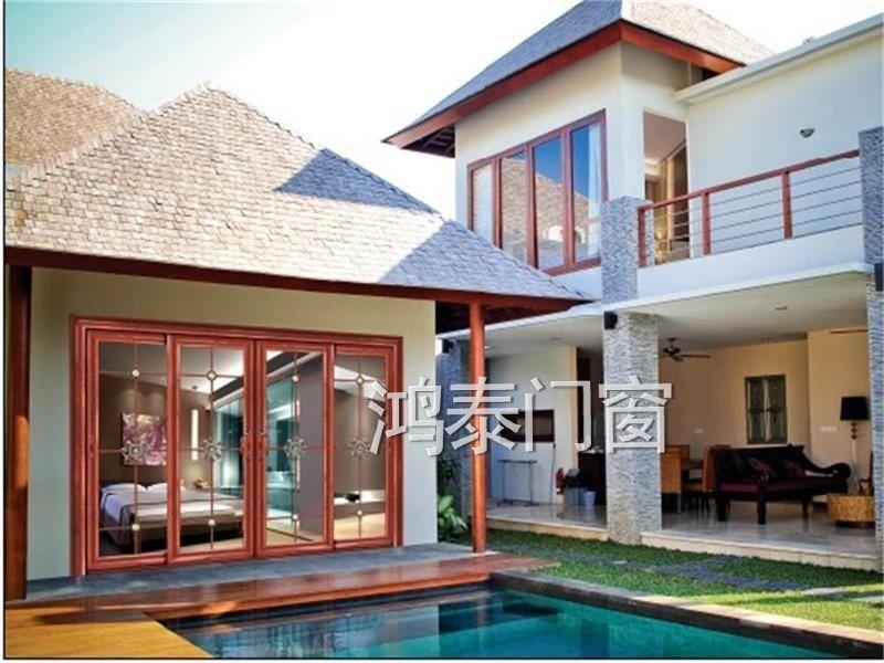 高档别墅案例——深圳圣莫里斯