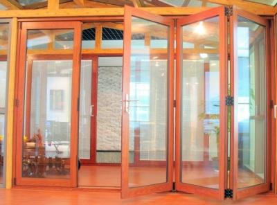澳洲商業住宅鋁合金推拉折疊玻璃門