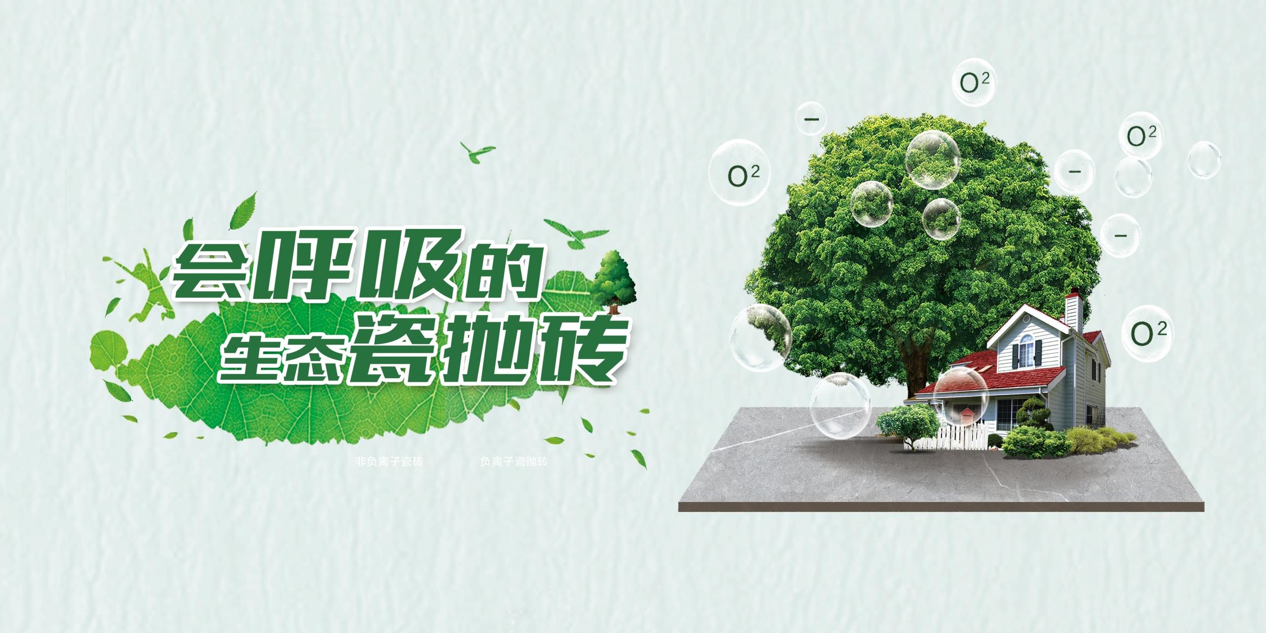 广维生态瓷抛砖
