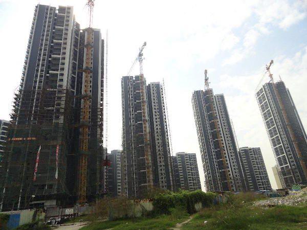 广州越秀地产