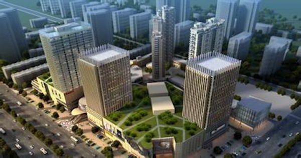 杭州绿都港汇中心