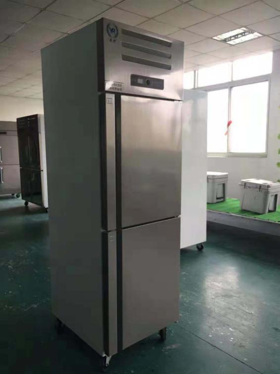 立式冰柜 不銹鋼商用冰箱 廚房冷凍冷藏柜 餐飲食品保鮮設備