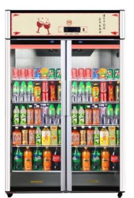 生鲜柜 饮料柜  保鲜柜 阴凉柜 展示柜 立式食品饮料冷藏柜