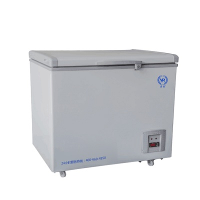 厂家直销200L医然药品低温冷冻柜保温恒温保鲜柜医用GSP认证