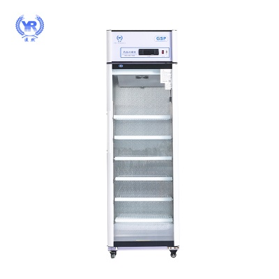 22858.com400L医用冷藏柜药品柜医用阴凉柜疫苗柜