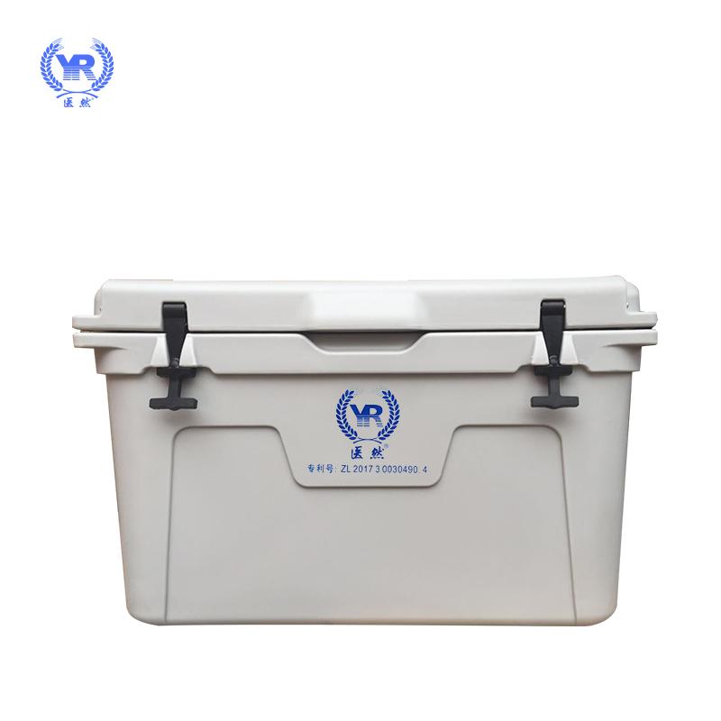 醫然22L外貿滾塑蓄冷箱 塑料冷藏保溫箱