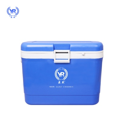22858.com17L医用冷藏箱保温箱 血液储存箱