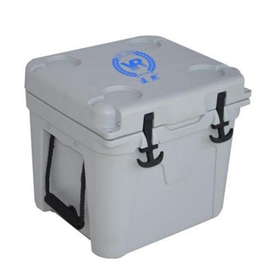 22858.com52L塑料保温箱 便携式冷藏箱