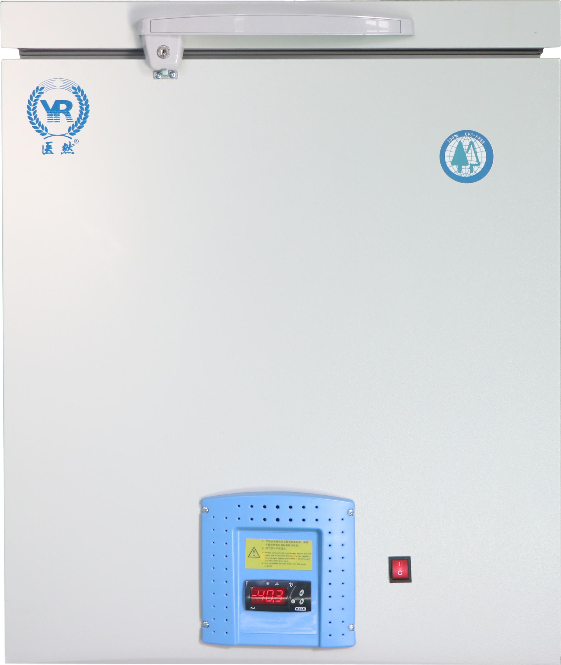 医然-105/-135℃超低温冷柜 卧式超低温冰箱  医用低温冷冻柜