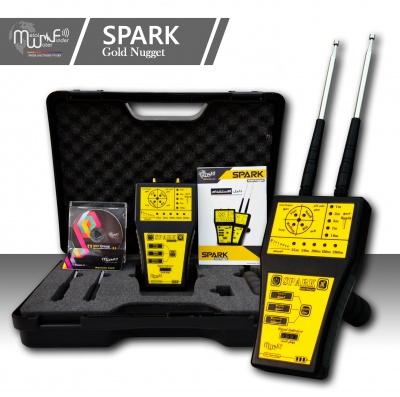 美國MWF Spark Gold Nugget 火花(金塊)長距離定位器黃金探測器